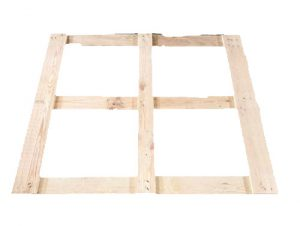 Wooden Top Frame